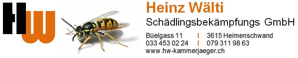 HW Schädlingsbekämpfungs GmbH